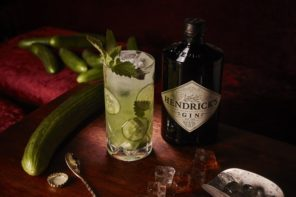 RECIPE: A Delicious Cantip & Cucumber Cooler (for Humans!)