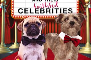 Win a Copy of New Book About Dogs & Celebrities!