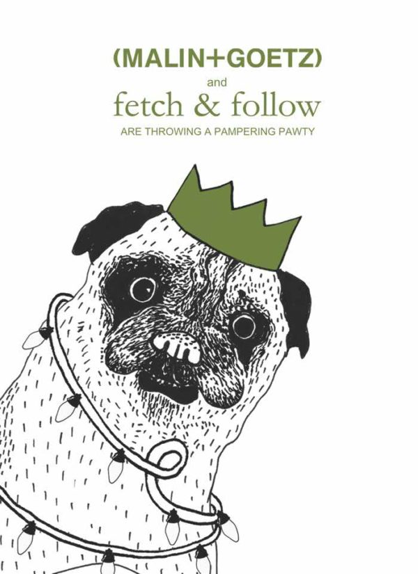 FETCH AND FOLLOW MALIN GOETZ