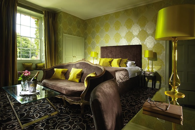 Bishopstrow Hotel & Spa in Wiltshire