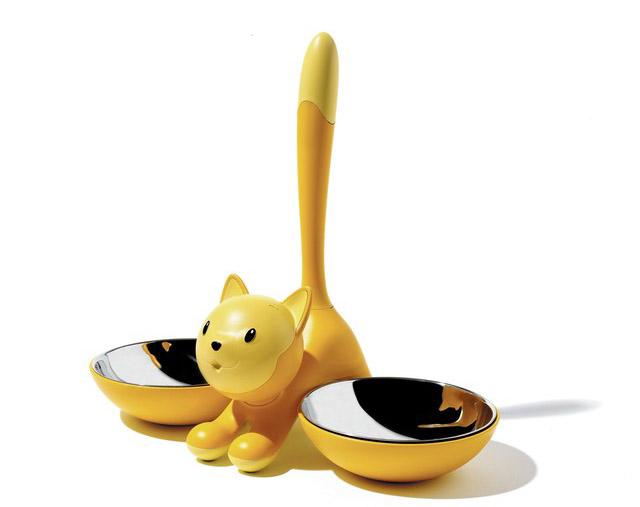 Alessi Tigrito Cat Bowl