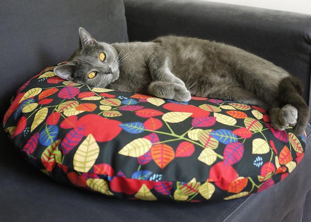 Scandinavian Designer Dog and Cat Bed