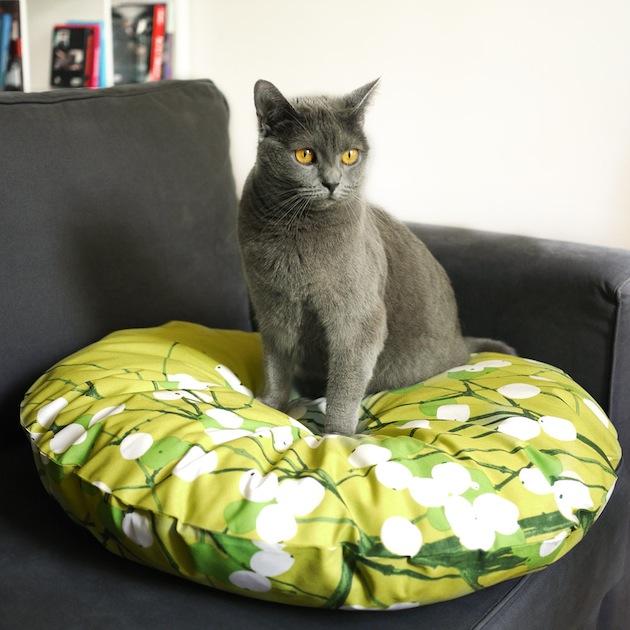 Scandinavian Designer Cat Bed