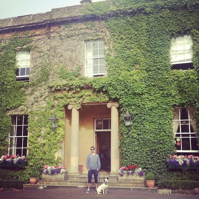 Bishopstrow Hotel & Spa Wiltshire Dog Friendly