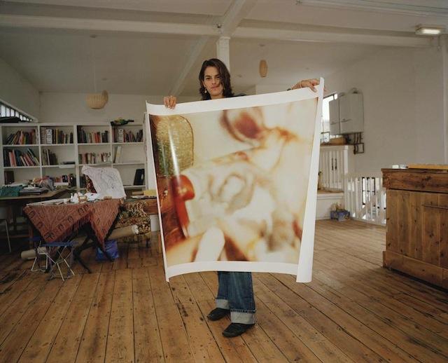 Tracey Emin Cat Art Show cat docket