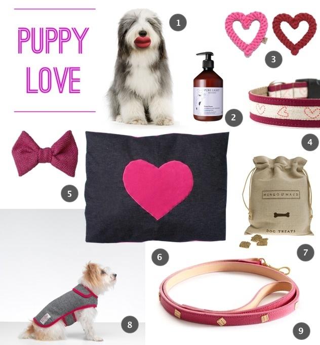 Dog Valentine Toys : Puppy love valentines dog gifts styletails