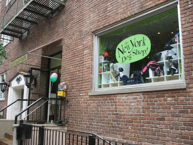 new york dog shop pet store
