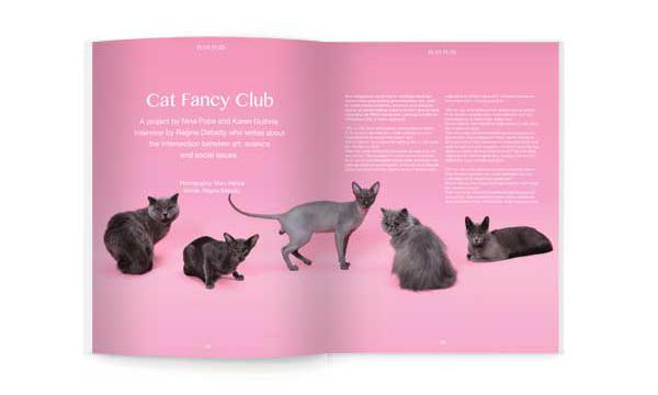 puss puss cat magazine