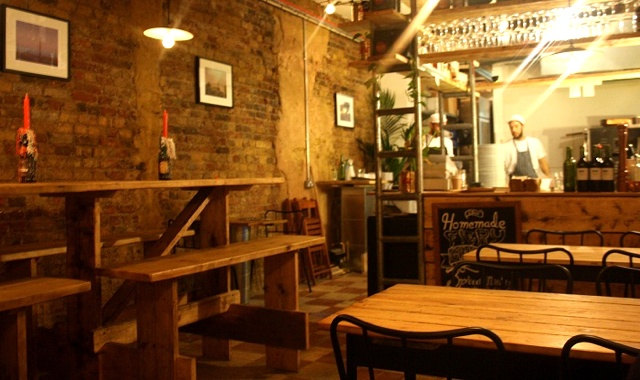 sodo pizza cafe dog friendly restaurant london clapton