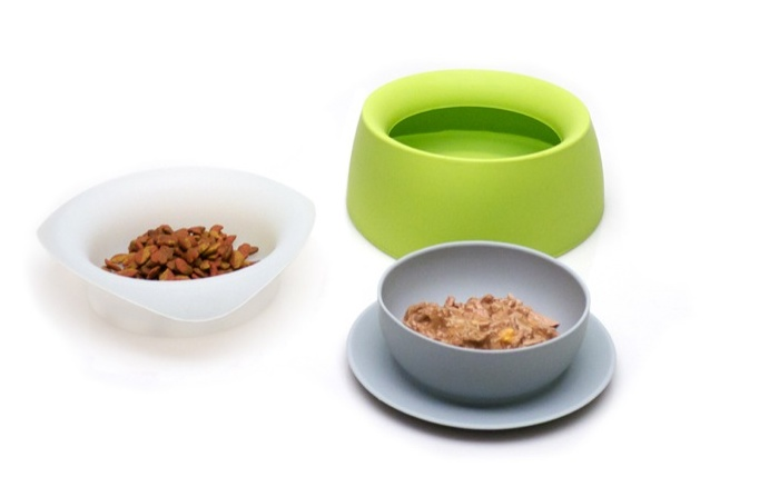 yummy pet travel bowls