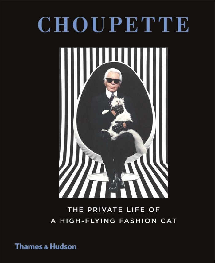 Choupette Lagerfeld Book - The Private Life of a High Flying Fashion Cat