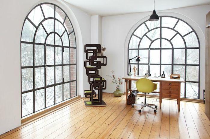 wohnblock designer cat tree