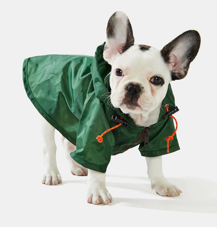 S 2XL large big dog raincoat Pet Apparel Dog Clothes Dog Raincoat Pet Jacket Rain Pet Waterproof