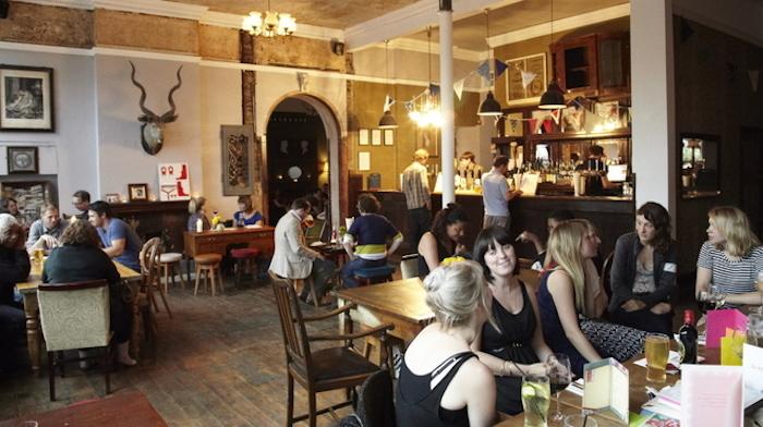 clapton hart dog friendly pub london