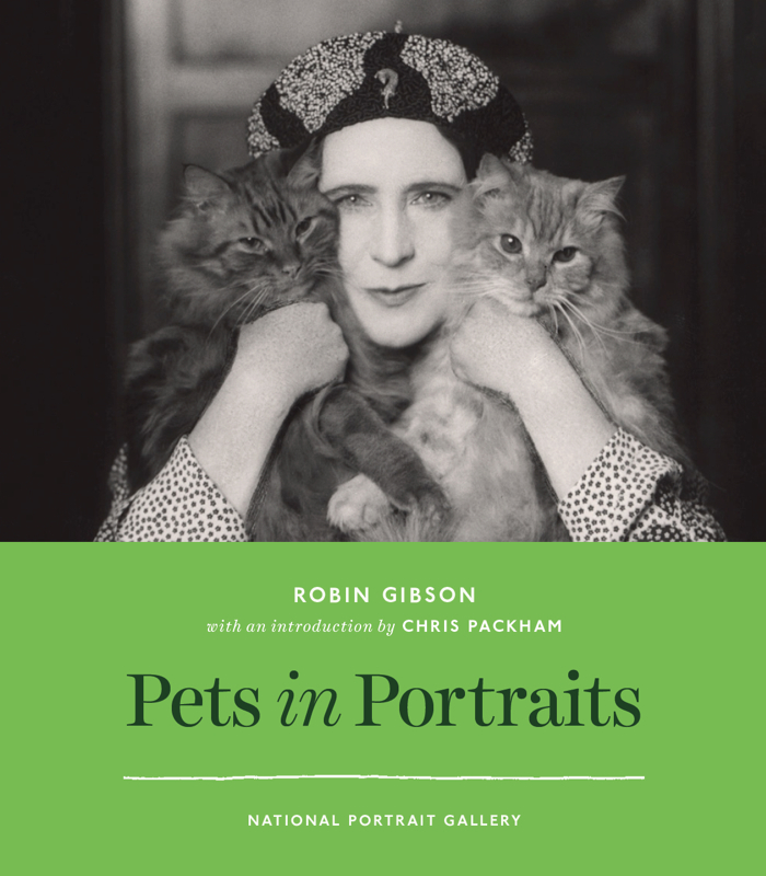 Pets in Portraits book by National Portrait Gallery 2015