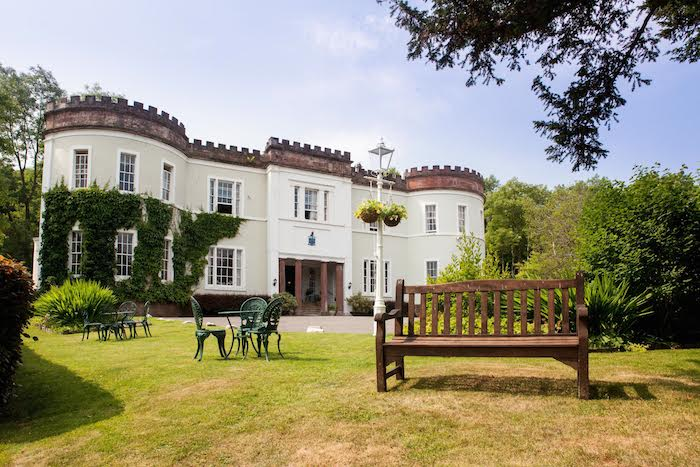 overwater hall pet friendly hotel lake district