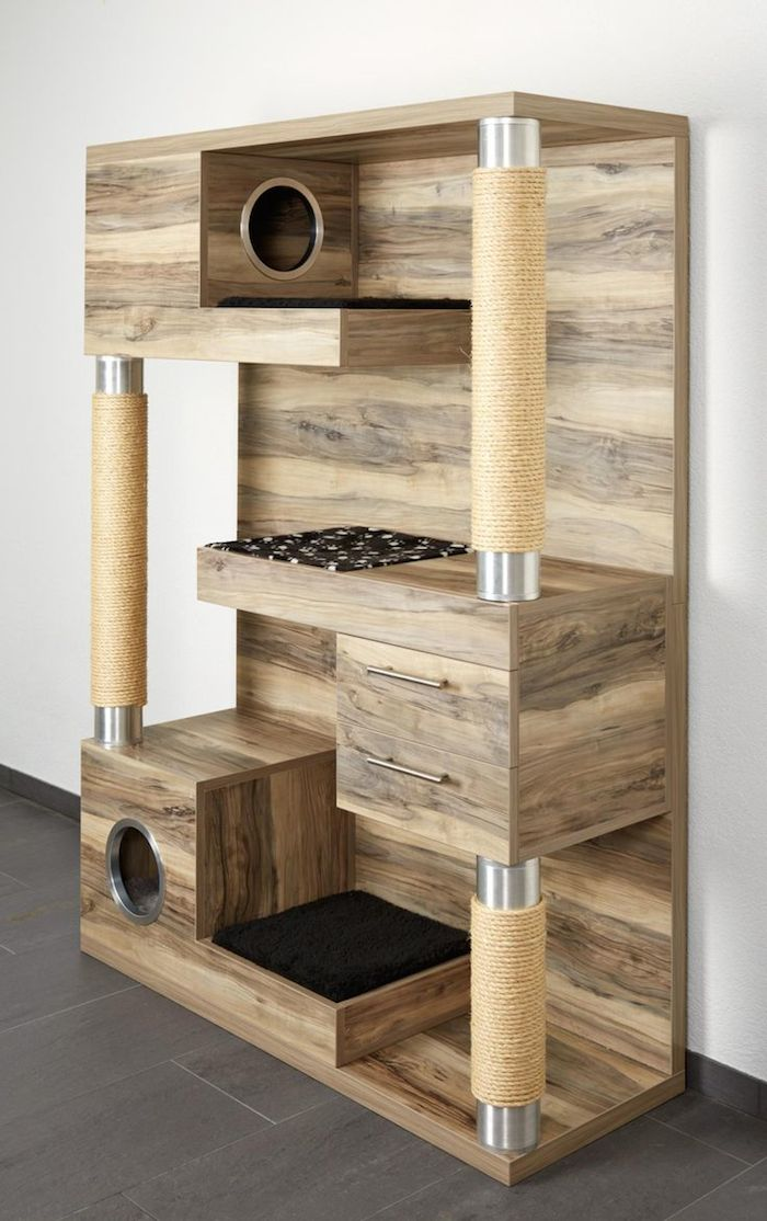 What S Hot Modern Cat Trees By Catframe Styletails