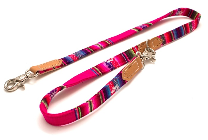 INCA DOG COLLARS AND LEADS BY HIRO AND WOLF
