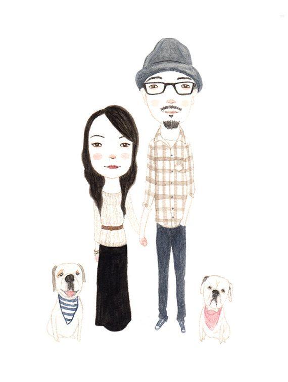 Family pet portrait helen randall popopportrait