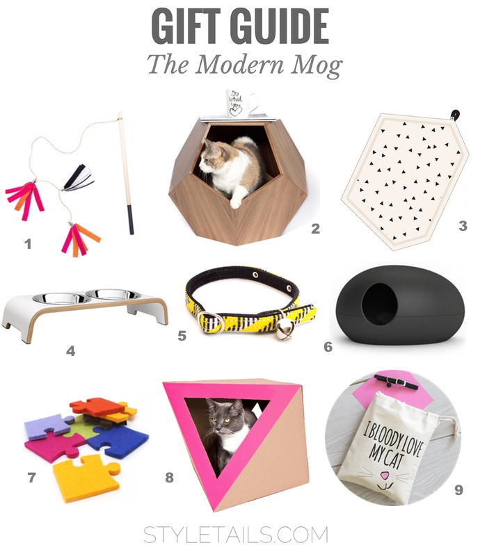 Cat Gift Guide - The Modern Mog