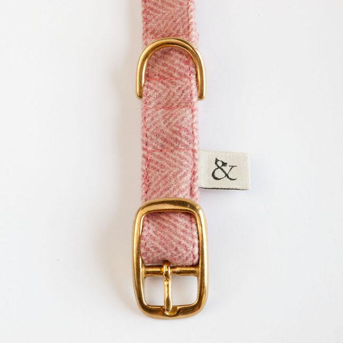 wool_dog_collar
