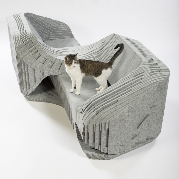 architects for animals cat house burohappold