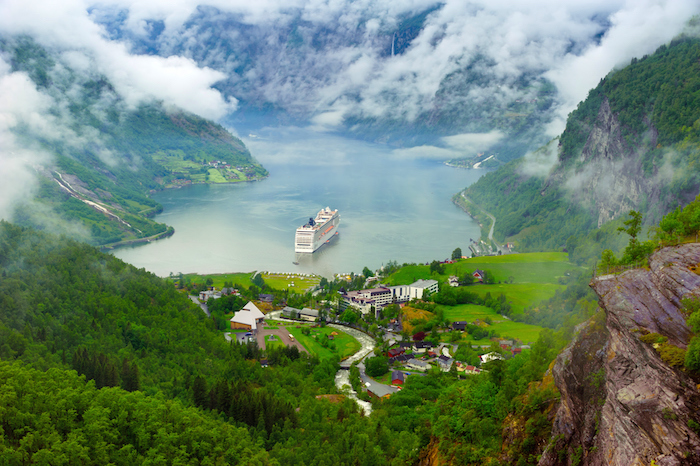 norway fjords dog friendly holiday