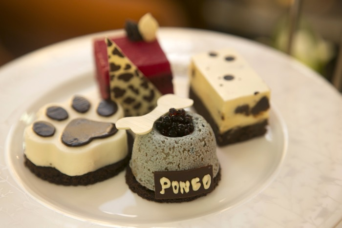 sheraton park lane dog friendly afternoon tea