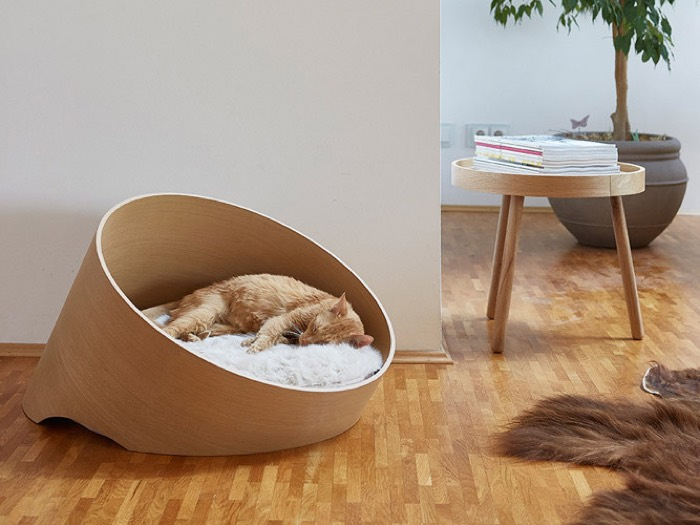 luxury covo cat bed by miacara