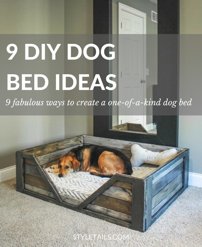drawer advice adorable family the handyman beds dog diy bed view all
