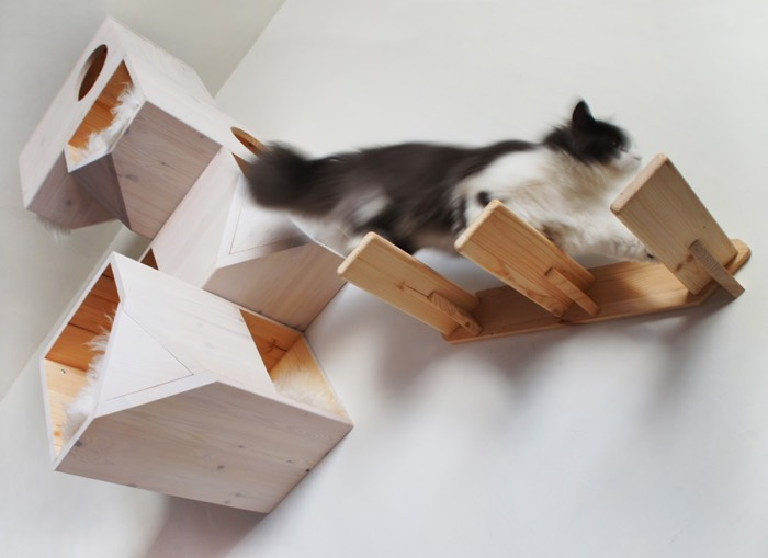 catissa cat tower styletails