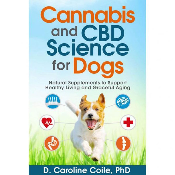 cannabis for dogs book