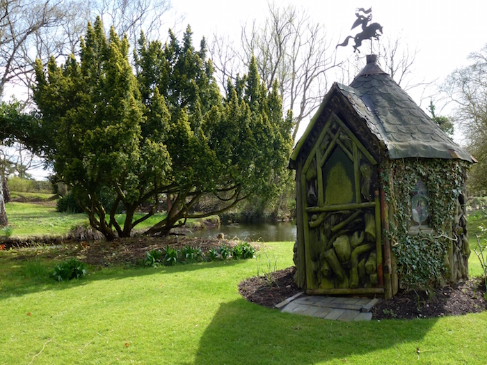 broadacre gardens warwickshire dog friendly