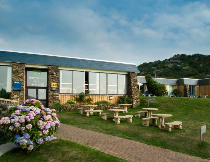 Soar Mill Cove Dog Friendly Hotel In Devon Styletails