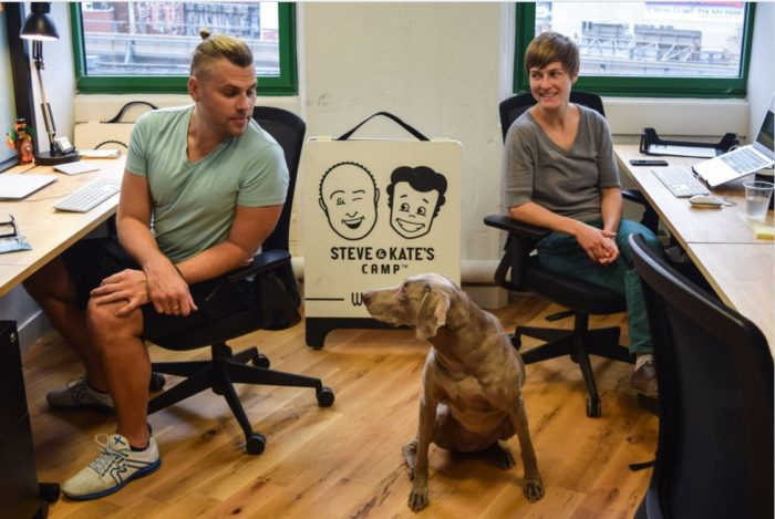 Dog Friendly Workplaces WeWork