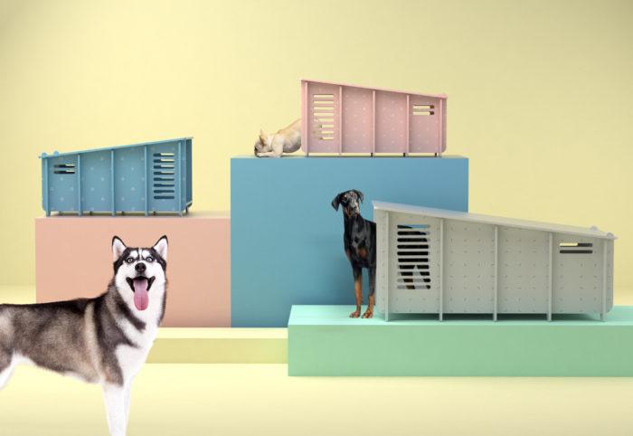 Barkitecture Modern Dog House