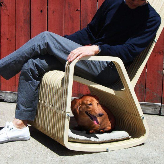 Rocking-2-gether Chair Paul Kweton