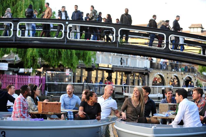 go boat dog friendly boat ride london