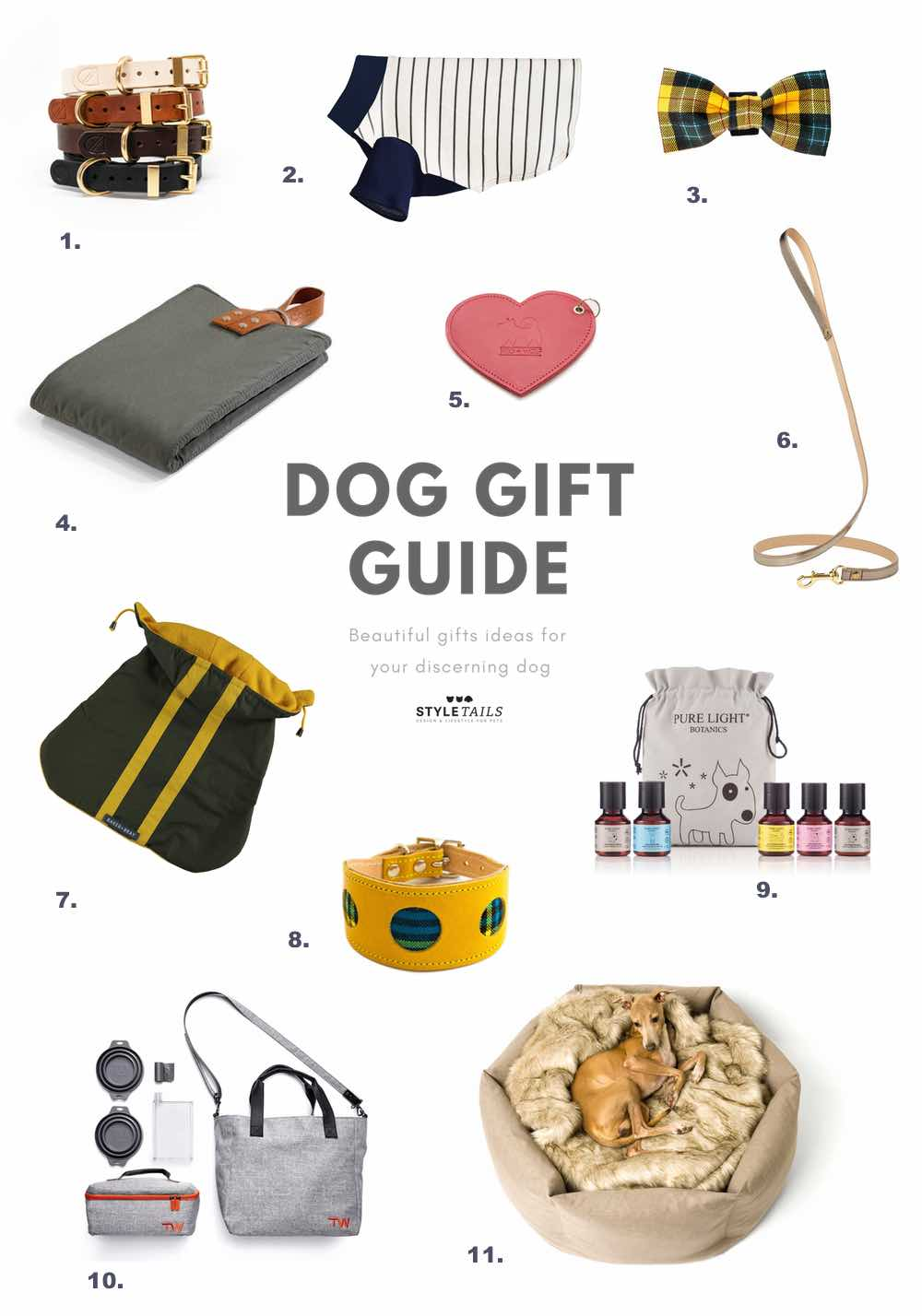 and beautiful new beds weve rounded up 11 gorgeous gifts for discerning dogs that are sure to get the woof of approval come christmas morning - Christmas Presents For Dogs