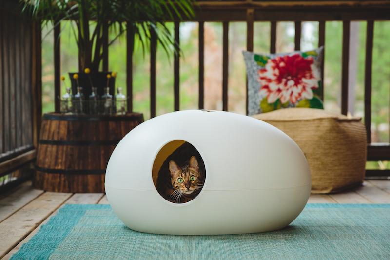 poopoopeedo sin design cat litter box