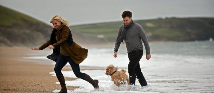Penrose Beach Dog Friendly Walks Cornwall