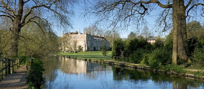 Mottisfont Abbey New Forest Dog Friendly