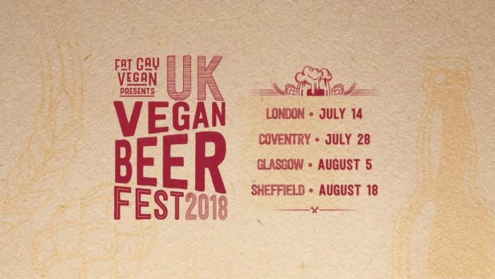 London Vegan beer fest