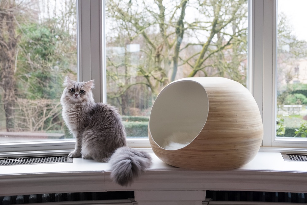 dandy ball cat bed styletails