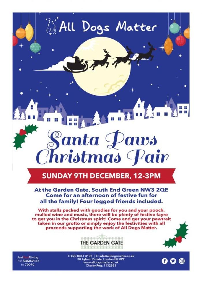 Santa Paws fair