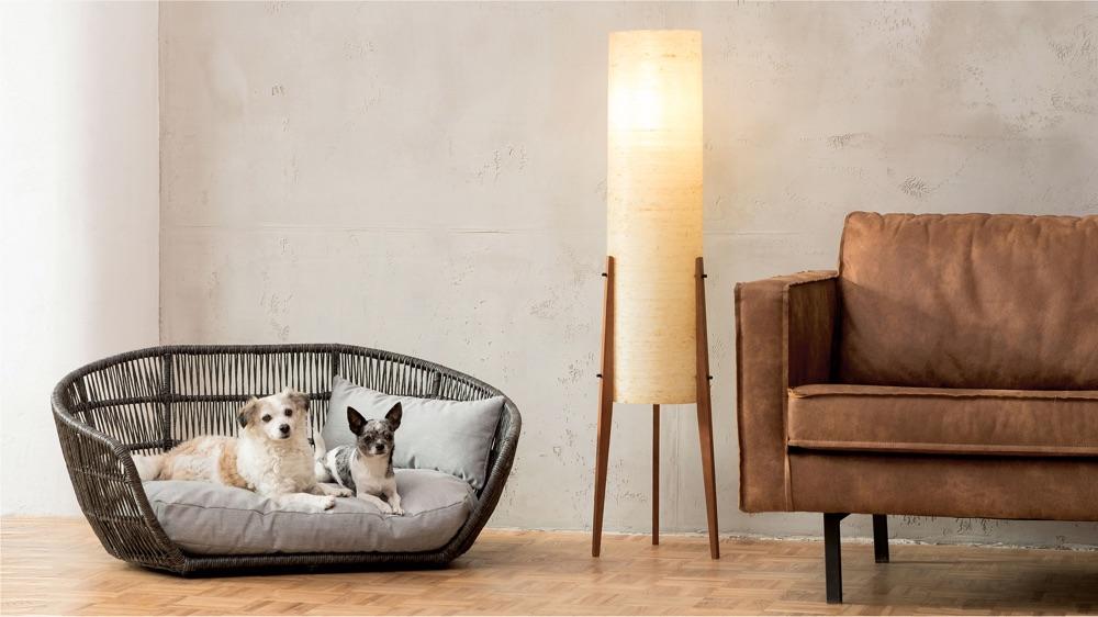 Laboni Prado Dog Bed Lounge