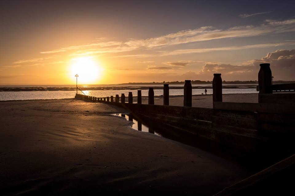 West Wittering Beach Sussex