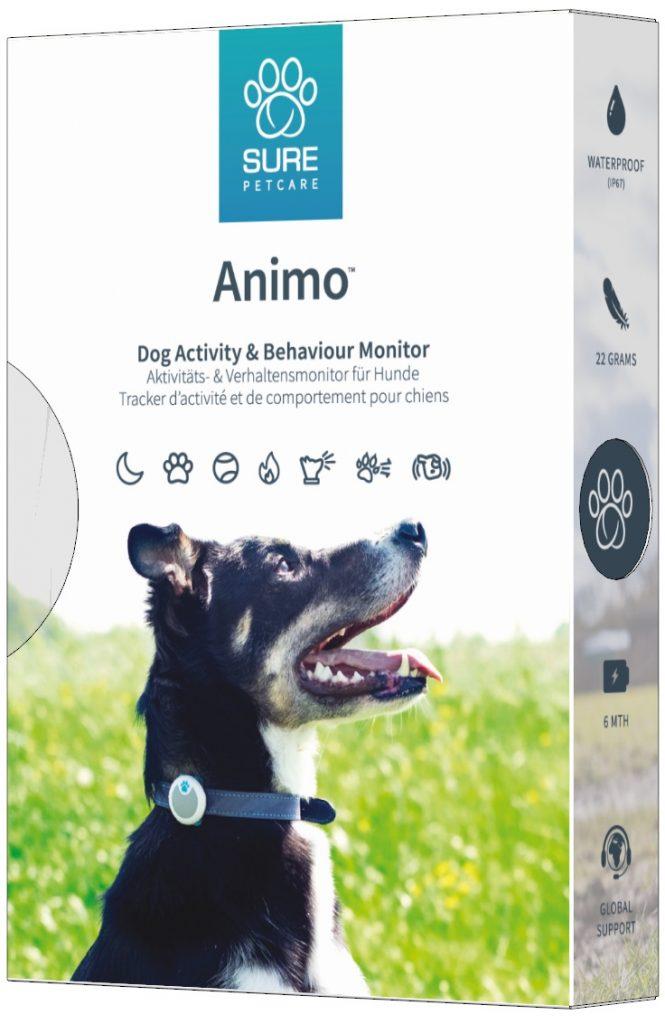 animo dog activity monitor